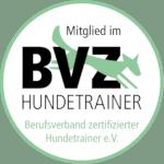 Mitglied im Berufsverband zertifizierter Hundetrainer